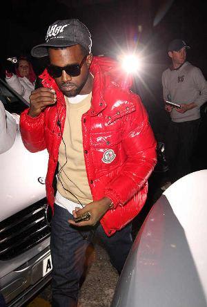 kanye moncler bubble jacket for men