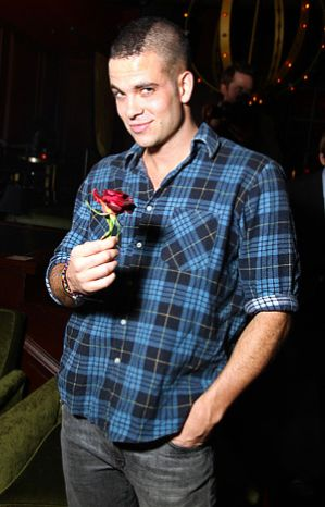 mens plaid shirt - celebrity fashion