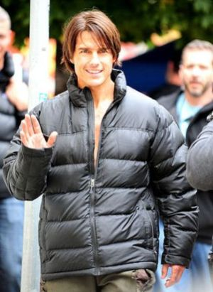 bubble jacket for men tom cruise