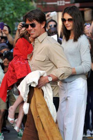Celebrities Wearing IWC Watches Tom Cruise
