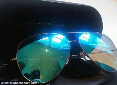 david beckham sunglasses by victoria