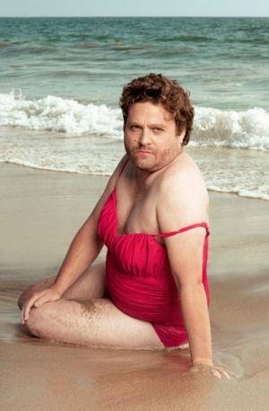 Womens Swimsuit for Men vanity fair
