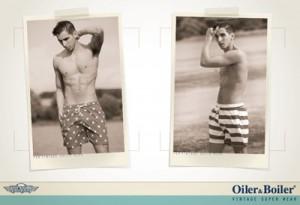 oiler boiler mens underwear on male model