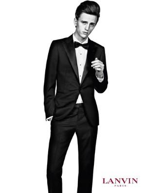 lanvin tuxedo suits