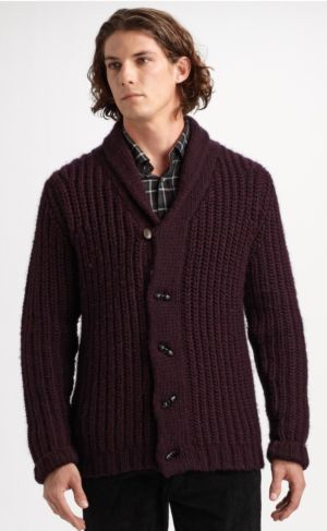 mens winter sweaters - saks fifth avenue menswear collection
