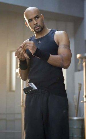Boris Kodjoe in Nike All Day Mens Waffle Training Pants