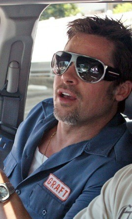 brad pitt sunglasses dolce and gabbana
