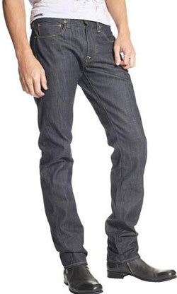slim jeans for men - levis matchstick jeans