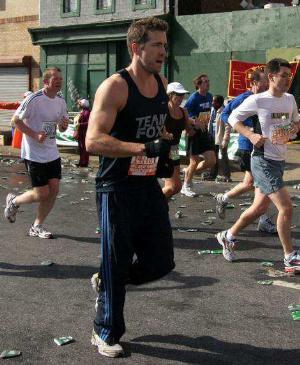 sweatpants for men - ryan reynolds in adidas