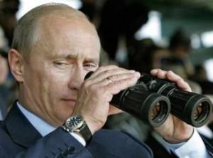 Vladimir Putin Blancpain Leman Flyback - 10k US