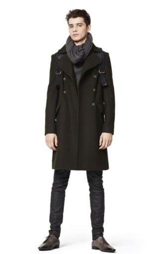 coats for young men -