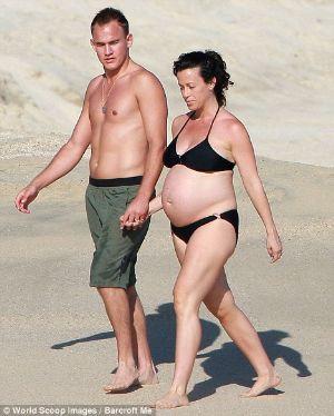 maternity swimwear two piece bikini