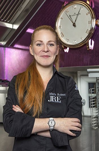 blancpain circle of friends - michelin chef marie roberts