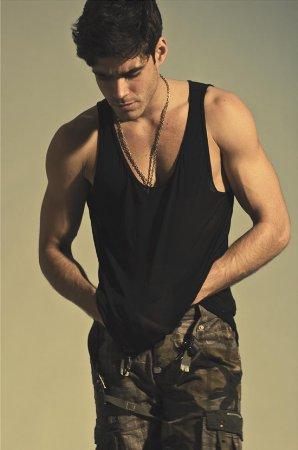 hot brazilian male models caio