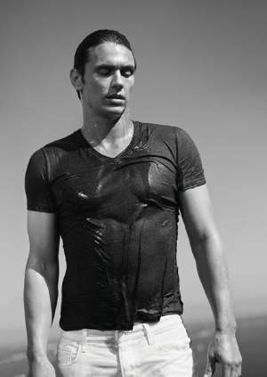 mens wet shirt celebrity james franco