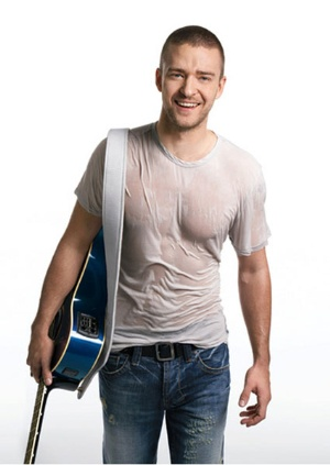 mens wet shirt justin timberlate male celebrity wet shirts