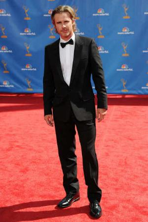 Dior Homme Tuxedo Suits sam trammell