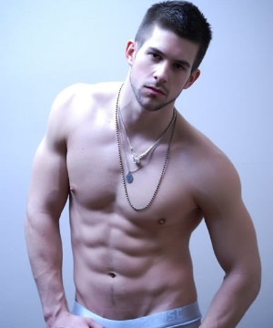 charlie williams hot broadway actor with six pack washboard abs