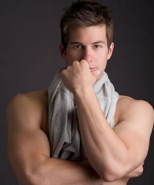 charlie williams shirtless
