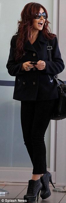 girls wearing military jackets. dark blue coats for girls