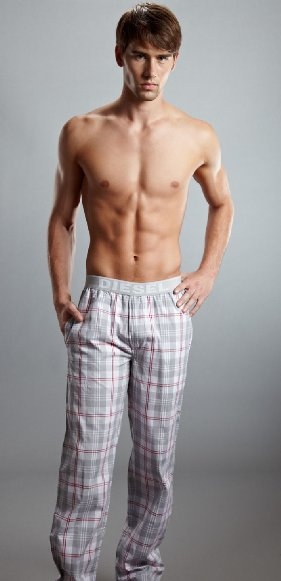 mens diesel underwear models pajamas