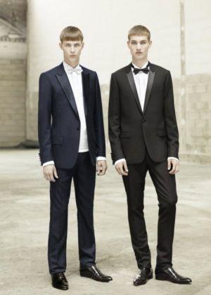 black tuxedo for men blue tuxedo by dior homme