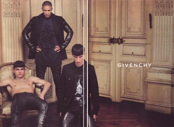 boys givenchy leather pants