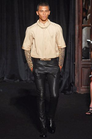 Givenchy Leather Pants for Men