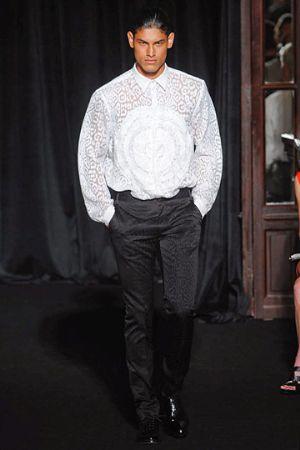 white shirts for men by givenchy - fashionable stylish shirts