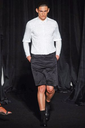 givenchy skirt for men