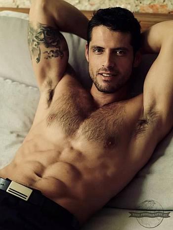 hot colombian men - actor diego narvaez