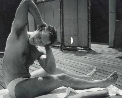 paul newman briefs underwear workout