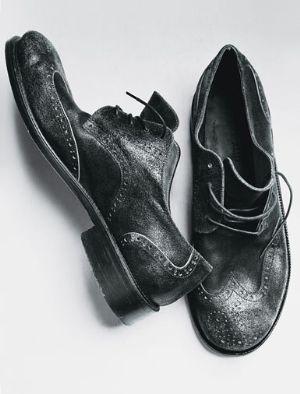 black formal shoes billy reid