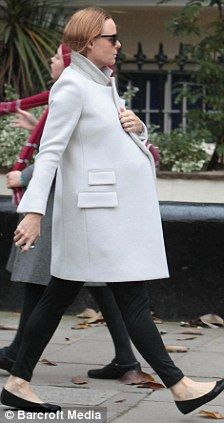 pregnancy coat for girls stella mccartney