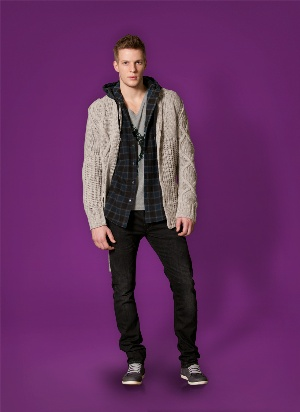 light cardigan for guys male model wearing diesel sweater photos
