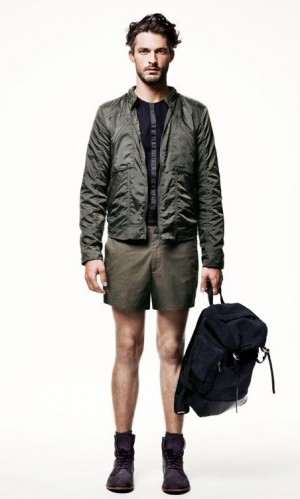 spring jackets for men by hm