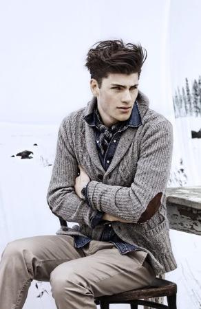 winter jackets - swedish fashion style