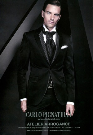 italian mens suit - autumn winter suits