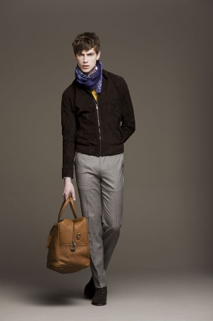 fall winter designer jackets by carolina herrera