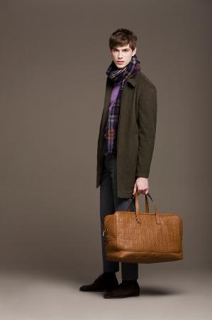 fall coats for men by carolina herrera