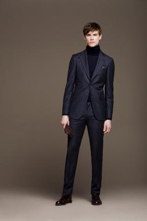 Carolina Herrera Suits for Men black suit
