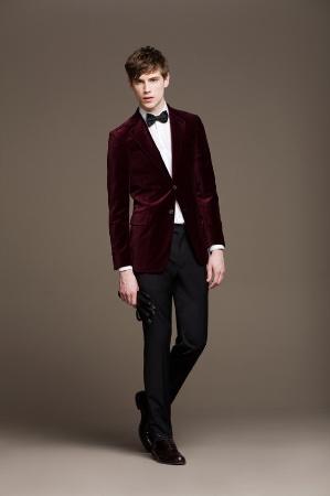 tuxedo jacket for men