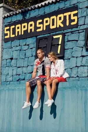 scapa sportswear
