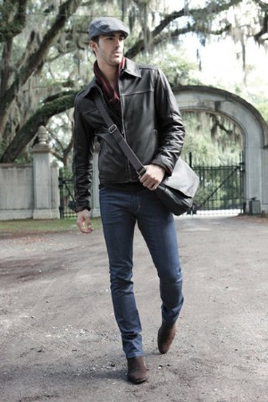 canadian leather jacket danier clint mauro