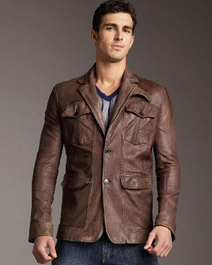 neiman marcus leather jackets military style