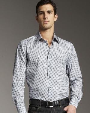 versace dress shirt for men - fall winter fashion