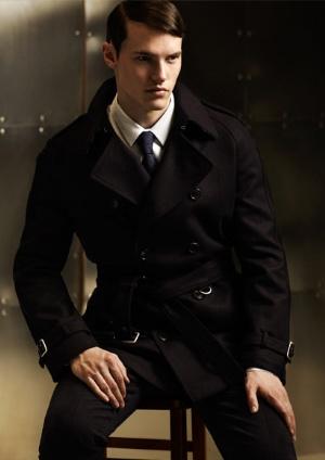 british mens coats - long coats - daks menswear