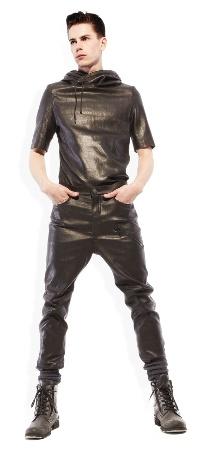 jitrois leather pants