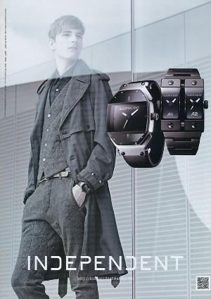 cheap independent japanese watch