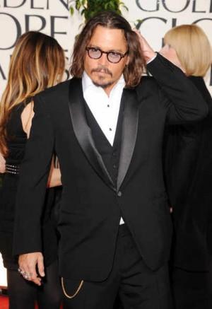 celebrities wearing ralph lauren tuxedo suits johnny depp